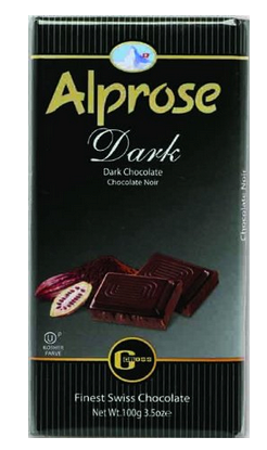Alprose Dark choc Mobile