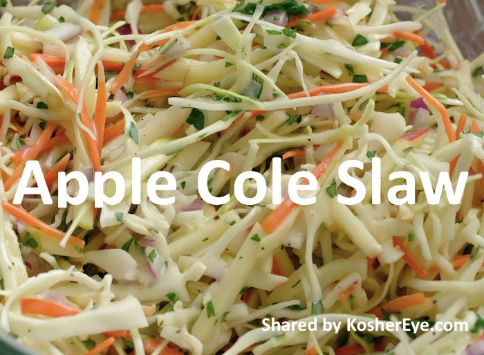 Apple Slaw texted