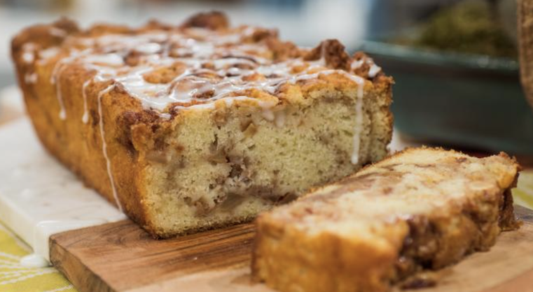 Awesome Apple Fritter Cake