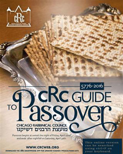 CRCPassover Guide 2016 240W