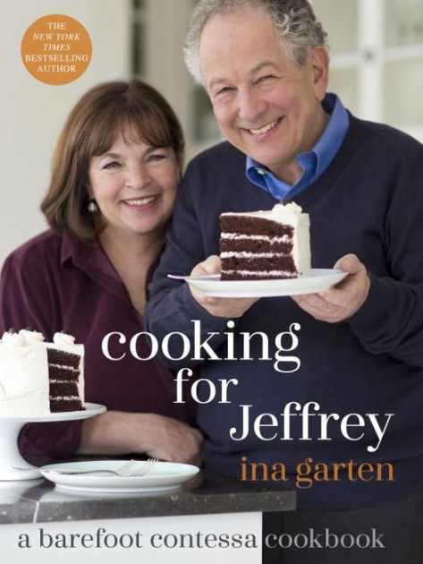 Cooking for Jeffrey book cover