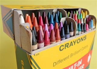 Crayons Mobile