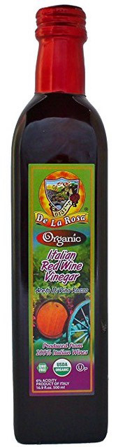 De La Rosa red wine vinegar CR