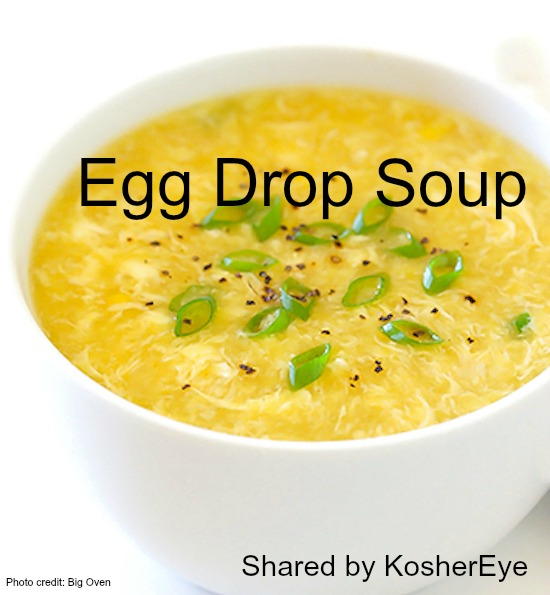 Egg Drop Soup texted Sized 1