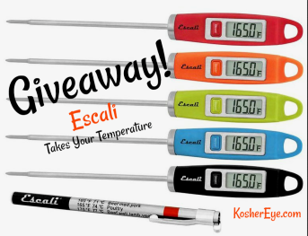 Escali Giveaway Image Custom