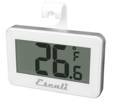 Escali freezer thermometer CR