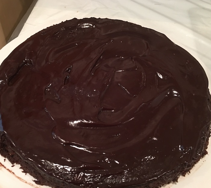 Flourless Chocolate Cake KA Flour
