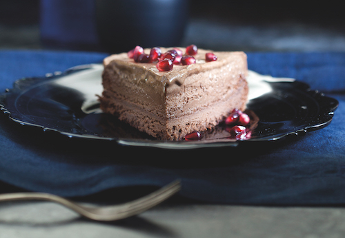 Flourless Mousse Cake copy