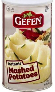 Gefen instan mashed pot 180W