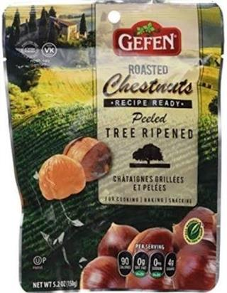 Gefen roasted chestnuts Mobile