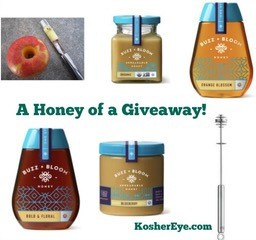 Honey of a Giveaway