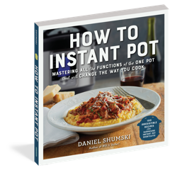 How to Instant Pot cover