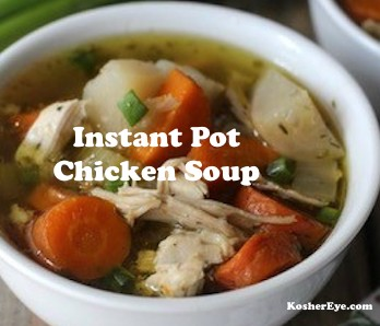 IP texted Chicken Soup