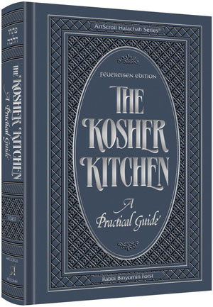 Kosher Kitchen Book cover