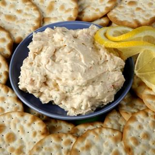 Kosher faux crab dip Mobile