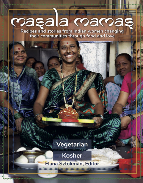Masala Mamas cookbook cover