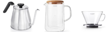 OXO glass carafe dripper mug kettle Custom