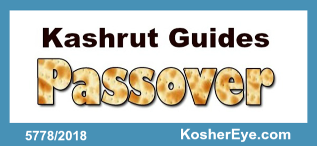 Passover guide 3 5778