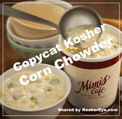 Pic Mimis Cafe Corn Chowder