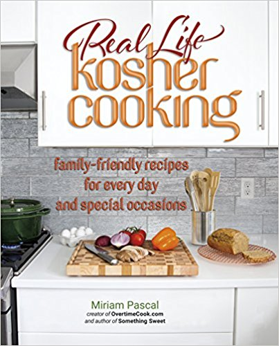 Real Life Kosher Cooking cover