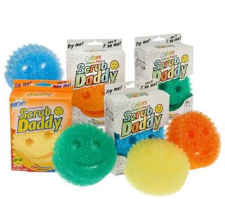 Scrub daddy asst Mobile