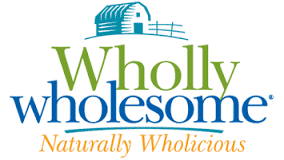 Wholly Wholsome logo