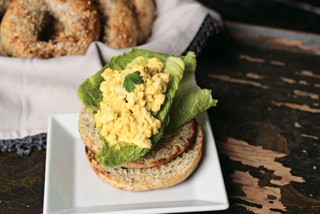 Yiddish Curried Egg Salad