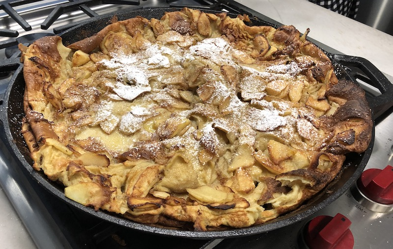 apple pancake 1