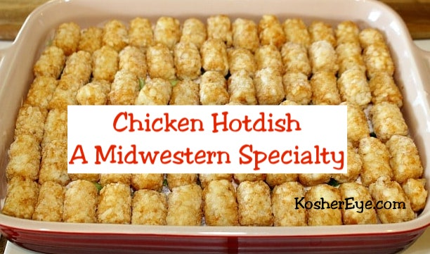 chicken hotdish texted