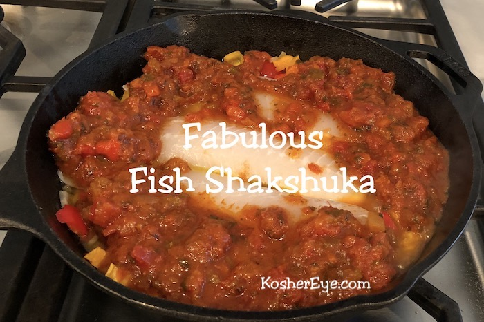 fish shakshuka best