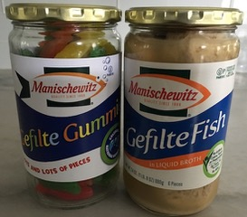 gefilte fish gummies