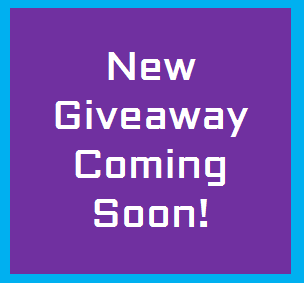 new giveaway coming soon