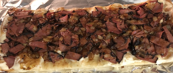 pastrami pizza 3