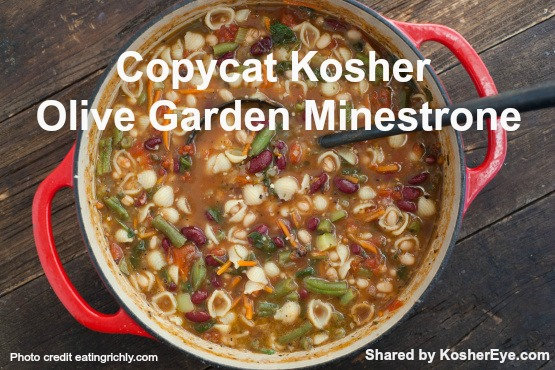 rminestrone texted olive garden minestrone soup