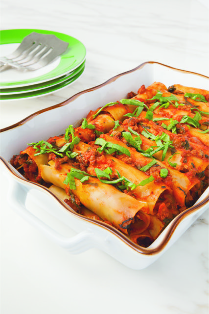 silver platter stuffed beef cannelloni 139 Edit Edit