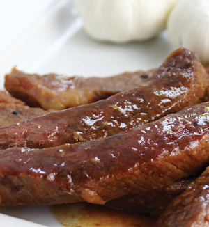 BBQ_Honey_Glazed_Ribs-Gathered_photo_300w