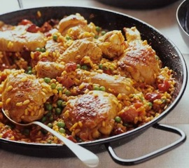 G-chicken-paella