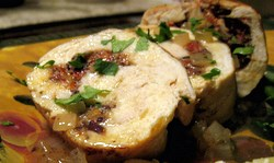 chickenroulade