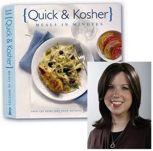 cookbook- quick and  kosher-1