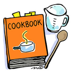cookbook-clipart