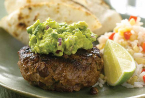 mexican-burgers-with-flour-tortillas