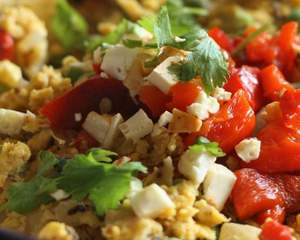 migas-with-red-peppers