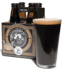 north coast brewery old rasputin russian imperial stout