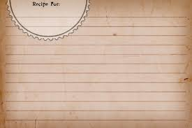 old-recipe-card