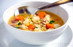 turkey-chowder