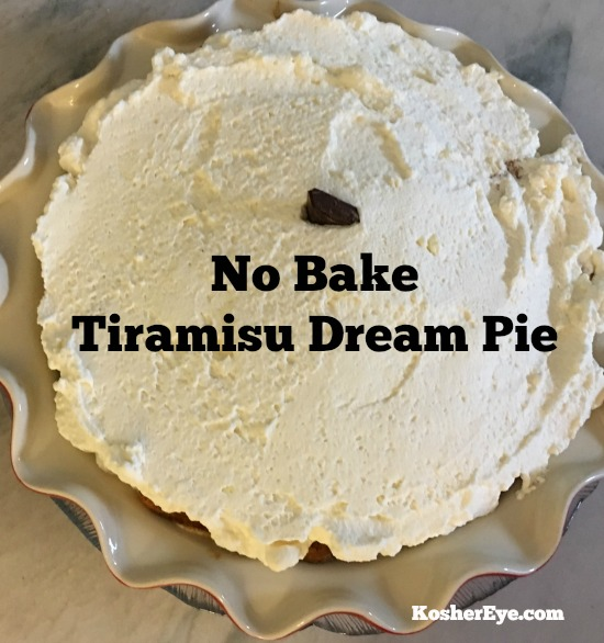 tiramisu texted dream pie